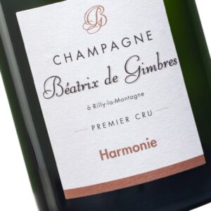Champagne Extra Brut Harmonie de Béatrix de Gimbres